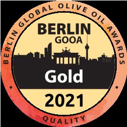 AOVE Oro en Rama - Gold on Berlin GOOA 2021