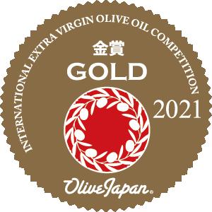 Oro en Rama | Olive Japan 2021 gold medal